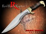 Down Under Red Rock Raptor