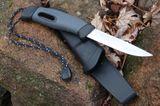 Swedish FireKnife - črný
