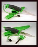 Swedish FireKnife - zelený