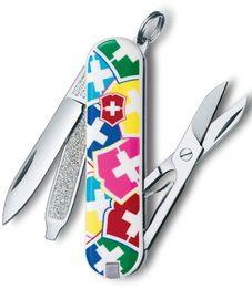 Nože Victorinox - Classic VX Colors 0.6223.841