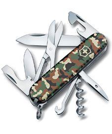 Nože Victorinox - Nůž Victorinox CLIMBER 1.3703.94
