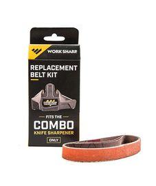 WORK SHARP Replacement Belt Kit - Combo Knife Sharpener WSSA000CMB