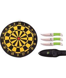 Z-Hunter Three Piece Thowing Knife Set.