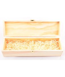 Dárková krabička dřevěná