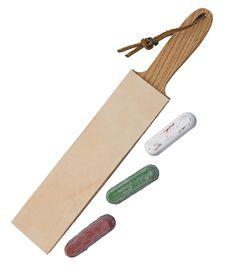 Garos Goods Paddle Strop 2in w/Compound