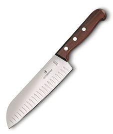 Kuchyňské nože Victorinox - Santoku Palisander 6.8520.17G