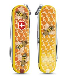 Nože Victorinox - Classic LE 2017 HONEY BEE 0.6223.L1702
