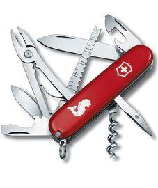 Nože Victorinox - Nůž Victorinox ANGLER 1.3653.72