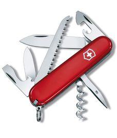 Nože Victorinox - Nůž Victorinox CAMPER 1.3613