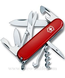 Nože Victorinox - Nůž Victorinox CLIMBER 1.3703