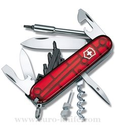 Nože Victorinox - Nůž Victorinox CYBERTOOL 29 1.7605.T