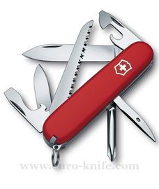 Nože Victorinox - Nůž Victorinox HIKER 1.4613