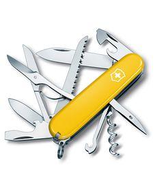 Nože Victorinox - Nůž Victorinox Huntsman 1.3713.8R