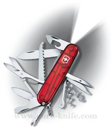 Nože Victorinox - Nůž Victorinox Huntsman Lite 1.7915.T