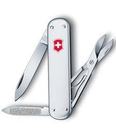 Nože Victorinox - Nůž Victorinox  MONEY CLIP, ALOX 0.6540.16