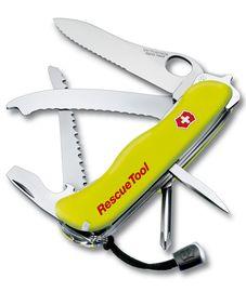 Nože Victorinox - Nůž Victorinox RESCUETOOL 0.8623.MWN