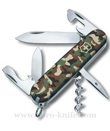 Nože Victorinox - Nůž Victorinox SPARTAN 1.3603.94