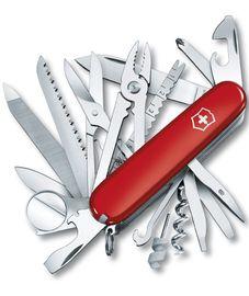 Nože Victorinox - Nůž Victorinox SWISSCHAMP 1.6795