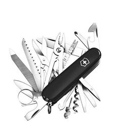 Nože Victorinox - Nůž Victorinox SWISSCHAMP 1.6795.3