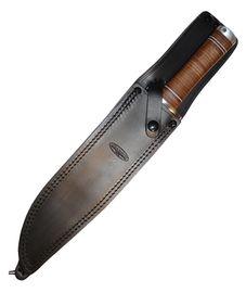 Pouzdro kožené pro nůž Fällkniven NL1