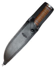 Pouzdro kožené pro nůž Fällkniven NL2