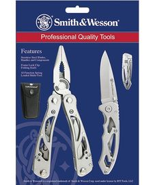 Smith & Wesson Knife and Tool Combo