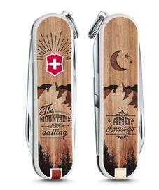 Victorinox - Classic LE 2016 The Mountains are calling 0.6223.L1604