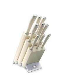 Wüsthof CLASSIC  IKON créme Blok s noži - 9 dílů